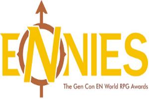 Fandible's ENnie nomination ties!