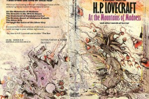 HP Lovecraft - At the Mountains of Madness Cover