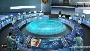 The Hunger Games - Seneca Crane as Game Maker