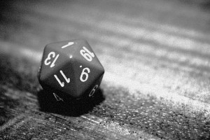 Critical Fail - RPG superstitions