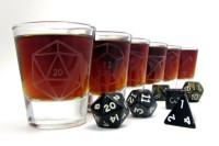 Fandible: The Drinking Game