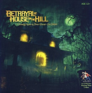 Betrayal at House on the Hill Geeky Gift Guide