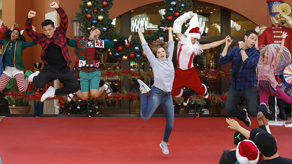 Crazy Ex-Girlfriend Christmas episode