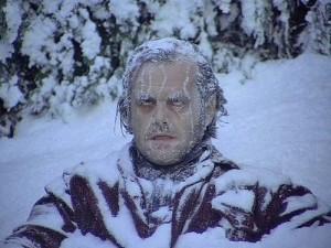 jack nicholson frozen shining