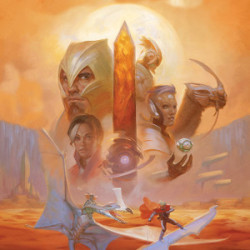 Numenera Short Story: The High Mother