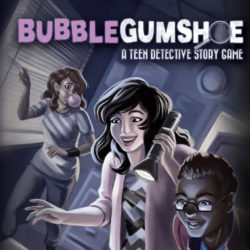 Bubblegumshoe: Veronica Base, Casefile #001 2 of 2