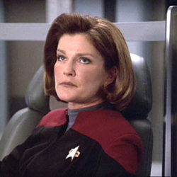 Why Captain Janeway is My Captain