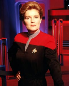 Captain Janeway is the Best Captain