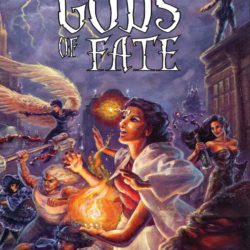 A Review: Part Time Gods of Fate