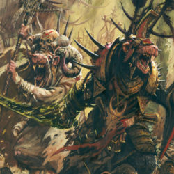 Warhammer: The Black, the Grey & the Skaven
