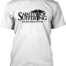 New T-Shirt! Ride with the Saints of Suffering