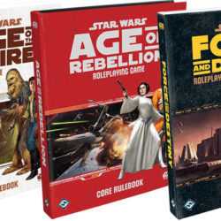 Helpful Resources for Star Wars by Fantasy Flight Games!