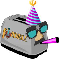 Fandible Celebrates 8 Years and 1 Million Downloads!