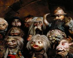 Trashkin: Servants of the Dark Lord